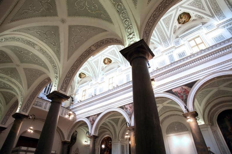 Chiesa San Martino - Erice | Adragna Illuminazione - Studio